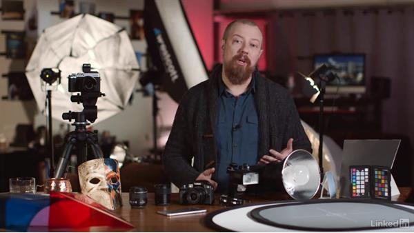 Additional gear: Learn Product Photography: Fundamentals