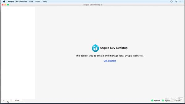 Using the exercise files: Drupal 8 Essentials 2: Building Out Your Website