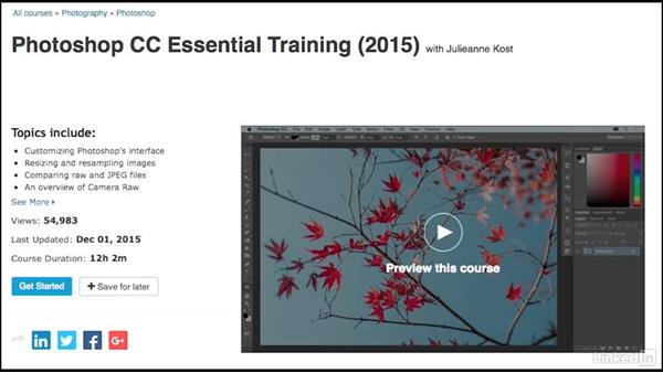 Before watching this course: Photoshop: Turn Yourself into a Zombie