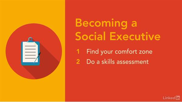 Social executives: Social Employees: The New Marketing Channel