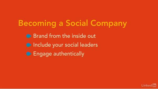 Next steps: Social Employees: The New Marketing Channel