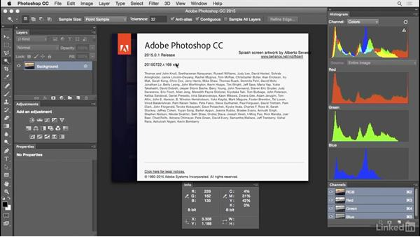 A note about Photoshop versions: Customize Photoshop: A Practical Approach