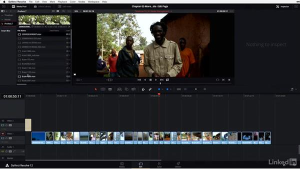 Media management: Rules of the road: DaVinci Resolve 12 Advanced Color Grading