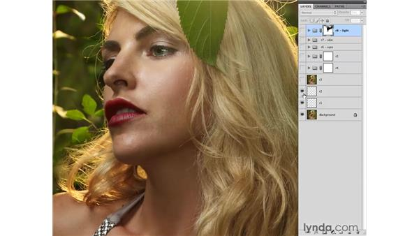 Final project evaluation: Photoshop CS4 Retouching: Fashion Photography Projects