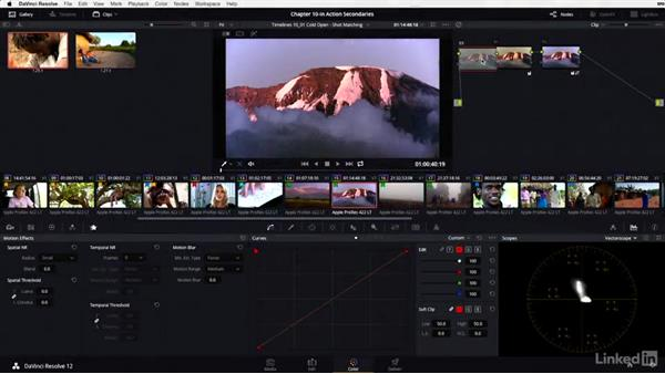 Your plan of attack: The 3-pass workflow: DaVinci Resolve 12 Advanced Color Grading