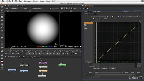 007 How to make trick gradients: NUKE NUGGETS Weekly