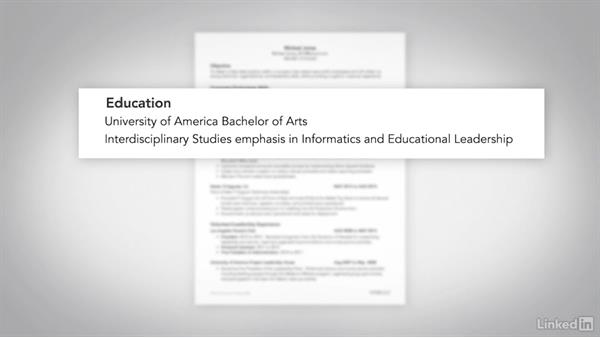 Tips for college grads and early career: Writing a Resume
