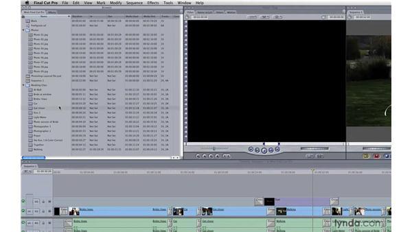 Meet Final Cut Pro: Photography Video Workflow: Final Cut Pro + Canon 5D Mark II