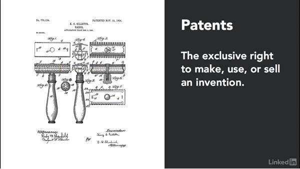 The role of copyrights, patents, and trademarks: Foundations of Programming: Open-Source Licensing
