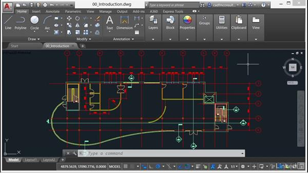 What you should know before watching this course: AutoCAD 2017 New Features