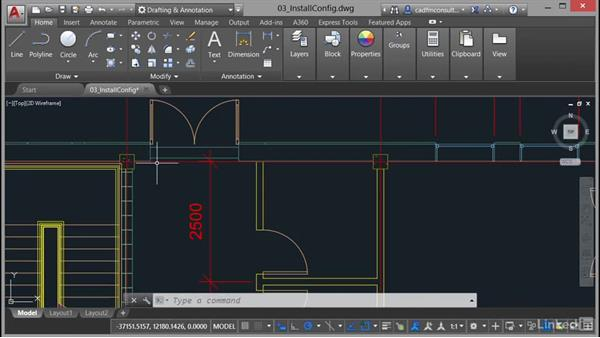 2D graphics: AutoCAD 2017 New Features