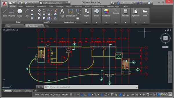 Next steps: AutoCAD 2017 New Features