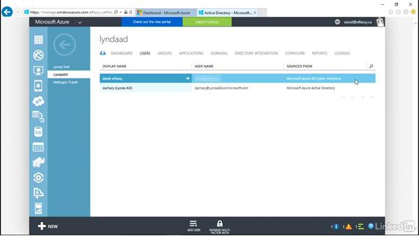 Implement multifactor authentication: Learn Microsoft Azure: Active Directory