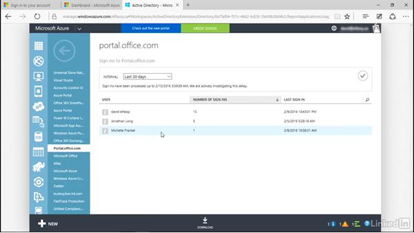 Advanced functionalities of Azure AD: Learn Microsoft Azure: Active Directory
