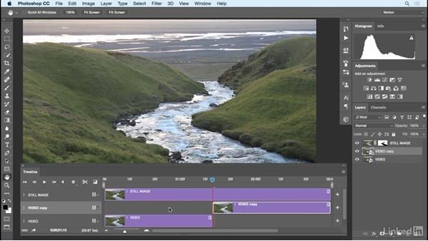 Creating a seamless video loop: Photoshop Cinemagraph Tutorial: Start to Finish