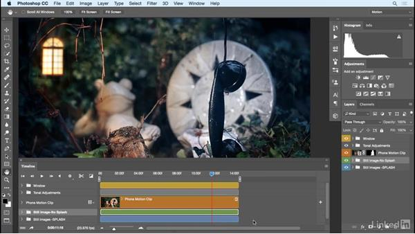 Adjusting the video frame rate for the cinemagraph in Photoshop: Photoshop Cinemagraph Tutorial: Start to Finish