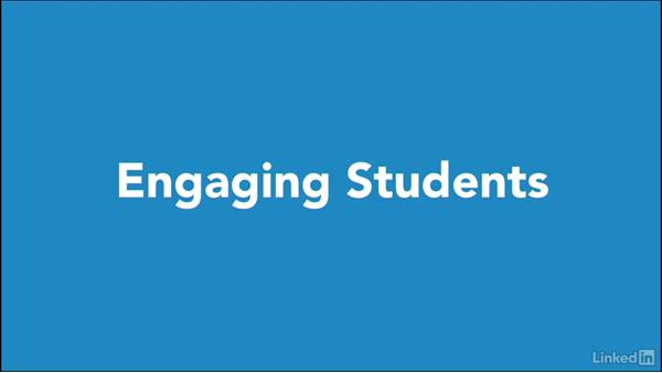 Engaging students: Foundations of Online Instruction