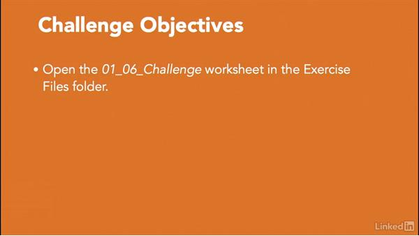 Challenge: Explain the value of learning objectives: Write Effective Learning Objectives