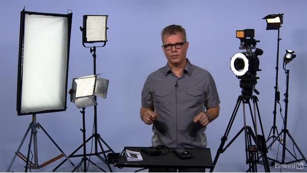 Gauging color rendition: LED & Compact Video Lighting