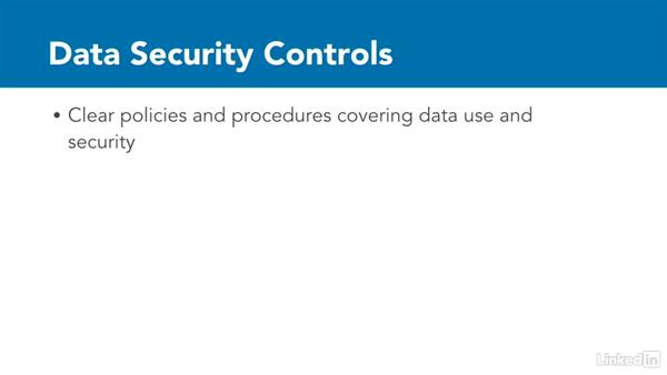 Understanding data security: CompTIA Security+ Exam Prep (SY0-401): Application, Data, and Host Security