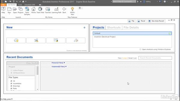Next steps: Autodesk Inventor 2017 New Features