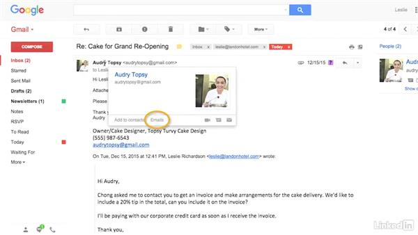 Welcome: Gmail Advanced Tips and Tricks