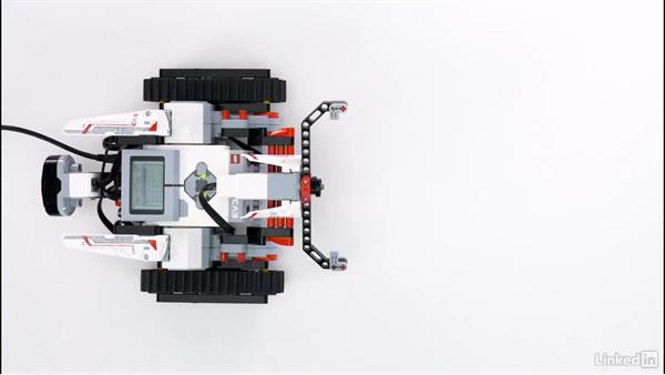 Download and run a program: Lego Mindstorms: Open the Box