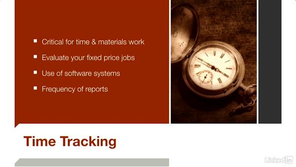 Collecting data with time tracking: Budgeting Video Projects