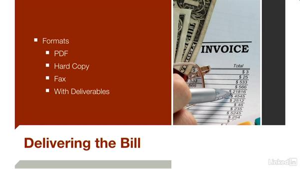 Delivering the bill: Budgeting Video Projects