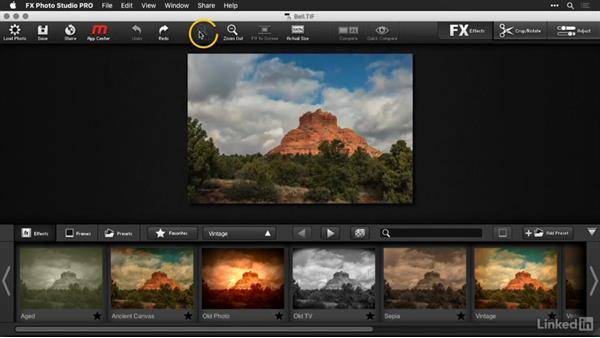 Opening and viewing images with FX Photo Studio: Macphun Software: Tips and Techniques