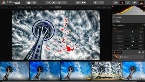 Working with Aurora HDR presets: Macphun Software: Tips and Techniques