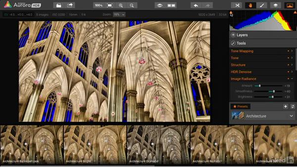 Removing color cast and noise: Macphun Software: Tips and Techniques