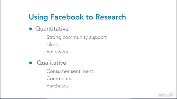 Using Facebook to measure demand: Digital Marketing Research