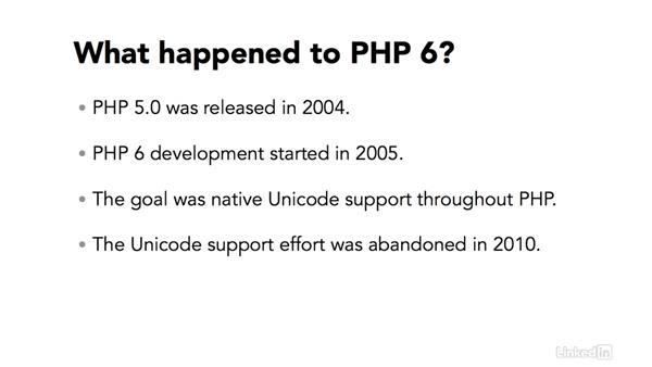 About PHP 7: PHP 7 New Features