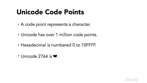 Unicode codepoint escape syntax: PHP 7 New Features