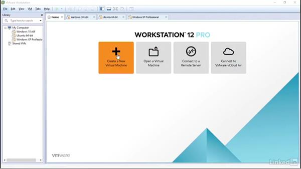 Welcome: Learn VMware Workstation Pro 12: The Basics