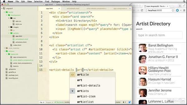 Welcome: Learn AngularJS 2: The Basics