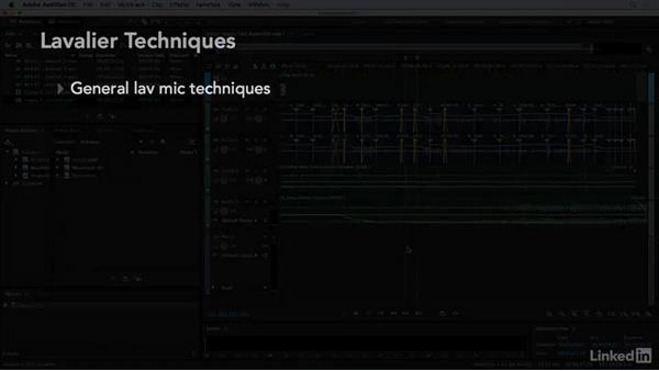 Welcome: Audio for Video: Production and Post Sound Techniques