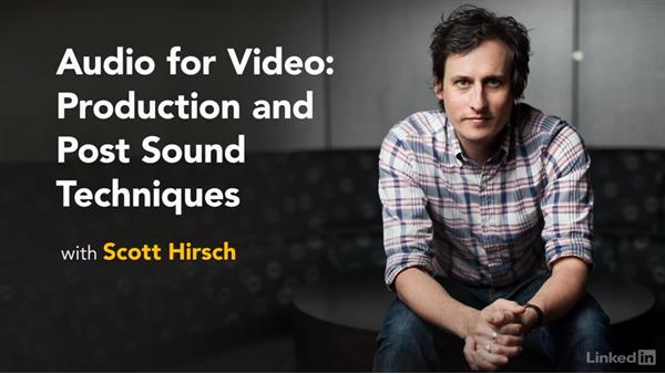 Next steps: Audio for Video: Production and Post Sound Techniques