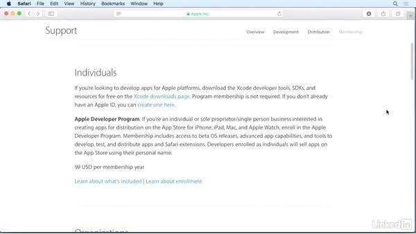 The iOS Developer Program: iOS 9 App Development with Swift 2 Essential Training