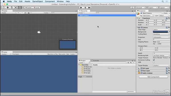 A tour of the Inspector: Building Custom Tools to Extend the Unity IDE