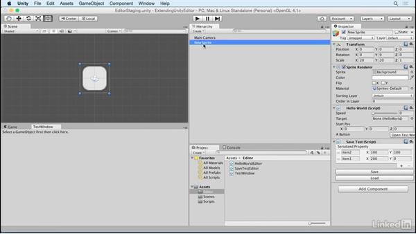 Work with serialized properties: Building Custom Tools to Extend the Unity IDE