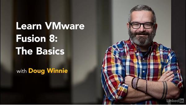 Goodbye: Learn VMware Fusion 8: The Basics