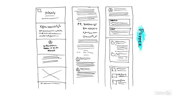 Draft layouts with pen and paper: Responsive Web Design in the Browser