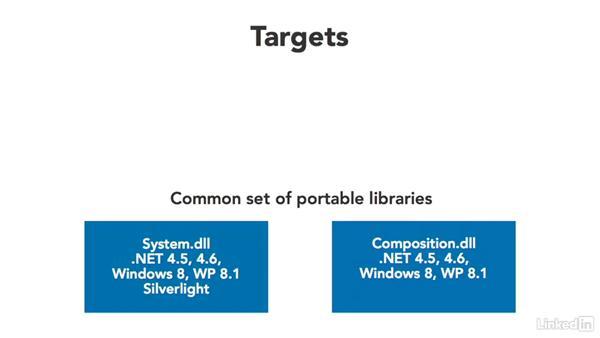 Understand Portable Class Libraries: Xamarin Essential Training