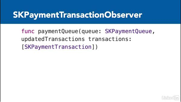 Processing App Store transactions: Implementing In-App Purchases in iOS with Swift