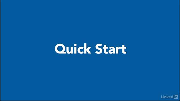 About the quick start: Perl 5 Essential Training