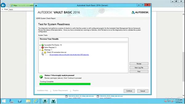 Installing the Vault server: Learn Vault: The Basics