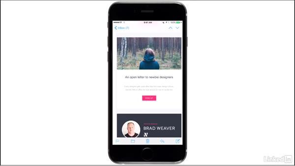 Eyeflow for mobile emails: Optimizing Marketing Emails