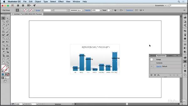Convert Excel charts into editable Illustrator objects: Managing Conversions Between Adobe CC and Microsoft Office